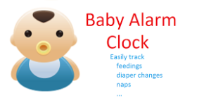 Easily Track Feedings, Diaper Changes, Naps...